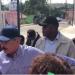 El Lic. Danilo Medina viajo a la frontera a supervisa la fortaleza militar de Dajabón