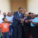 La Comisión Presidencial de Apoyo al Desarrollo Provincial entrega obra en el Municipio Santo Domingo Este
