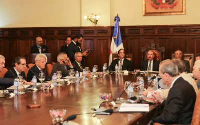 Presidente Medina dispone implementación y automatización de Ventanilla Única de Permisos de Construcción de Edificaciones en RD