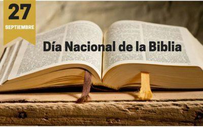 Día Nacional de la Biblia