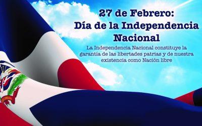 176 Aniversario de la Independencia Nacional.